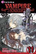 Vampire Knight Volume 11