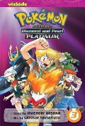 Pokemon Adventures Diamond & Pearl Platinum 3