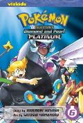 Pokemon Adventures Diamond & Pearl Platinum 6