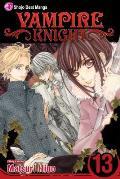 Vampire Knight Volume 13