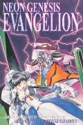 Neon Genesis Evangelion 3 in 1 Edition Volume 1