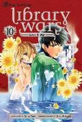 Library Wars Love & War Volume 10