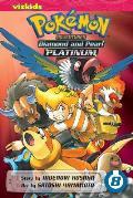 Pokemon Adventures Diamond & Pearl Platinum 8