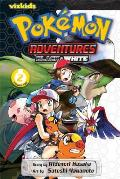 Pokemon Adventures Black & White Volume 2