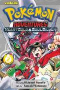 Pokemon Adventures Heart Gold Soul Silver Volume 2