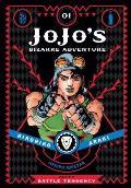 JoJos Bizarre Adventure Part 2...