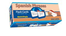 Spanish Phrases Flash Cards