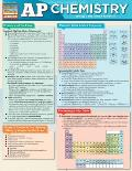 AP Chemistry Exam Prep Laminated Reference