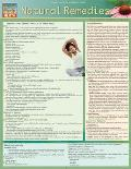 Natural Remedies Laminated Reference