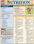 Quick Study Nutrition Laminated Reference