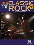 Classic Rock Drum Play Along Volume 2 with CD Audio