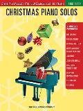 Christmas Piano Solos: First Grade