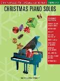 Christmas Piano Solos: Second Grade