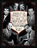 Geniuses of the American Musical Theatre The Composers & Lyricists