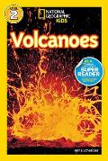 Volcanoes National Geographic Readers