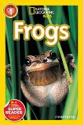 Frogs Science Readers Level 1
