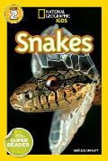 Snakes Science Readers Level 2