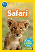 Safari National Geographic Kids Pre Reader