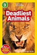 National Geographic Readers Deadliest Animals