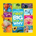 National Geographic Little Kids Big Book of Why All Your Questions Answered Plus Games Recipes Crafts & More