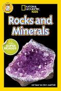 National Geographic Readers Rocks & Minerals