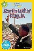 National Geographic Readers Martin Luther King Jr