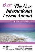 The New International Lesson Annual 2016-2017: September 2016 - August 2017