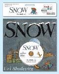 Snow Book & Unabridged Cd