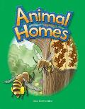Animal Homes: Animals (Literacy, Language, and Learning)