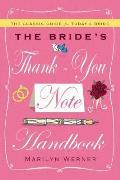 BRIDES THANK YOU NOTE Handbook