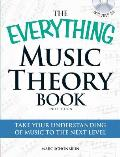 Everything Music Theory Book with CD Take Your Understanding of Music to the Next Level