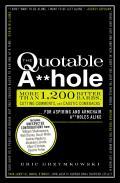 Quotable Ahole
