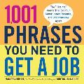 1001 Phrases You Need to Get a Job