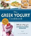 Greek Yogurt Cookbook Includes 125 Delicious Nutritious Greek Yogurt Recipes