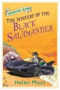 The Mystery of the Black Salamanderbook 12