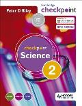 Cambridge Checkpoint Science Student's Book 2