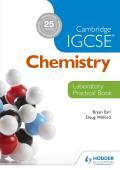 Cambridge Igcse Chemistry Laboratory Practical Book