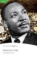 Martin Luther King (W/Audio), Level 3, Pearson English Readers