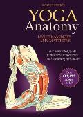 Yoga Anatomy 2nd Edition Your Illustrated Guide to Postures Movements & Breathing Techniques