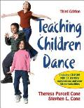 Teaching Children Dance [With CDROM]