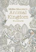 Millie Marotta's Animal Kingdom (Postcard Book): 30 Postcards