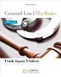 Criminal Law The Basics