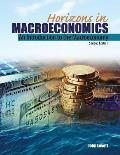 Horizons in Macroeconomics (Custom) (2ND 10 Edition)