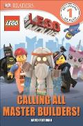 DK Readers The LEGO Movie Calling All Master Builders