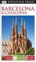 Eyewitness Travel Guide Barcelona & Catalonia
