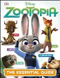 Disney Zootopia The Essential Guide