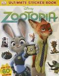 Ultimate Sticker Book Disney Zootopia