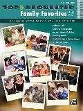 Top-Requested Family Favorites Sheet Music: 28 Classic Songs to Play and Sing Together