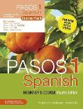 Pasos 1: Spanish Beginner's Course: Course Pack
