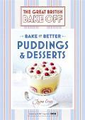 Great British Bake Off Bake It Better No5 Puddings & Desserts